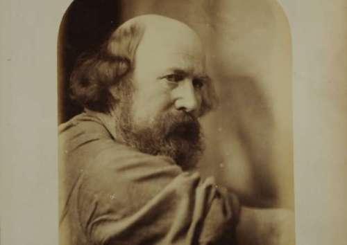 The selfie of Swedish artist Oscar Gustave Rejlander