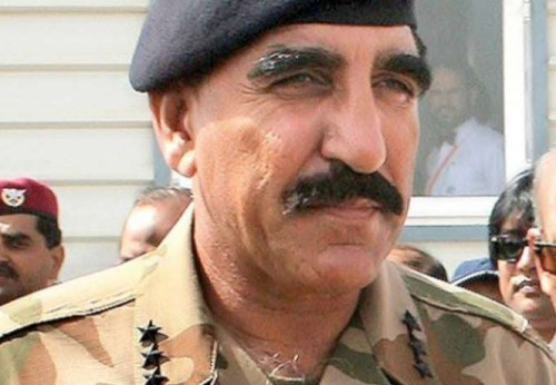 ISI chief