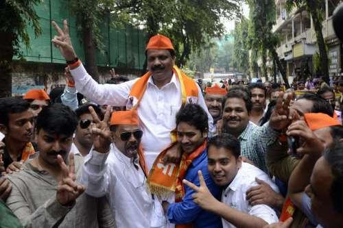Shiv Sena MLA Sada Sarvankar