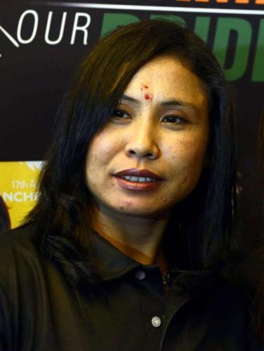 Boxer L. Sarita Devi