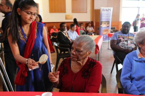 BAPS Charities Observes Sewa Day