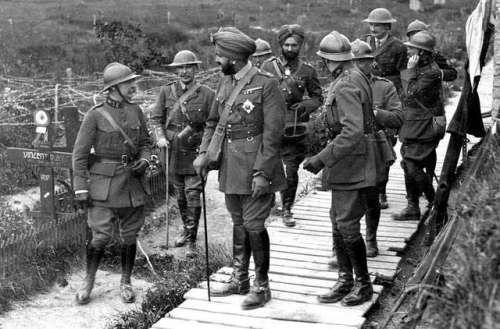 indian world war 1 soldiers