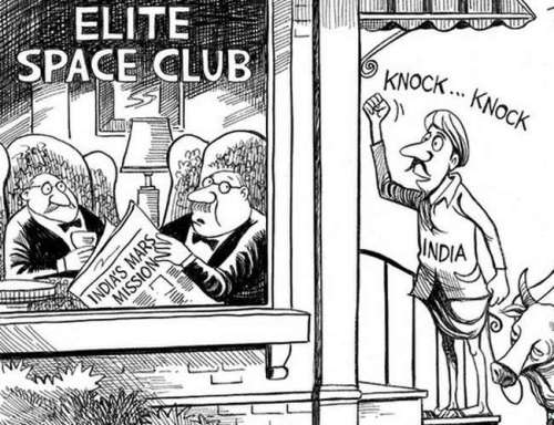 mars cartoon by ny times