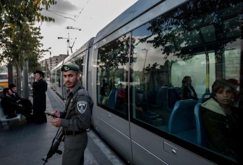 MIDEAST-JERUSALEM-TERROR ATTACK