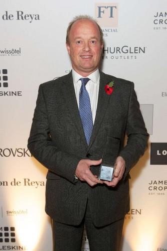 Mr Jeremy Hicks,  MD, Jaguar Land Rover UK