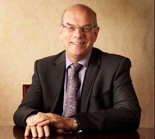 David Eastwood, vice chancellor and principal professor of the University of Birmingham