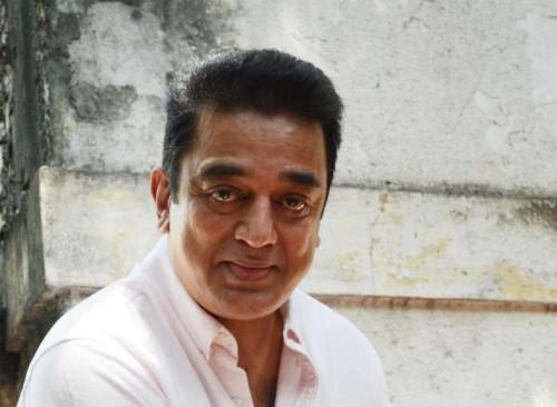Actor Kamal Haasan