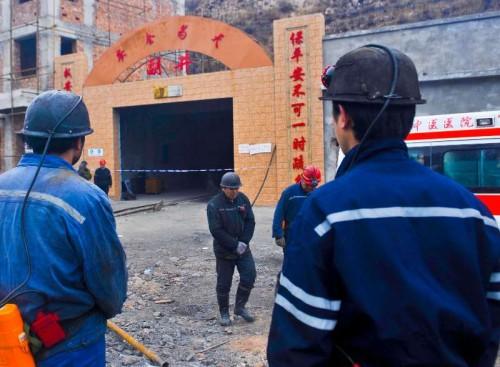 CHINA-XINJIANG-COAL MINE-GAS EXPLOSION (CN)