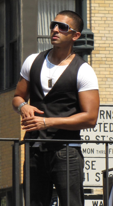 British singer-songwriter and rapper Jay Sean