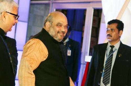 Bharatiya Janata Party (BJP) All India General President Amit Shah
