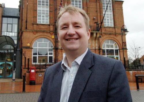MP Nigel Mills