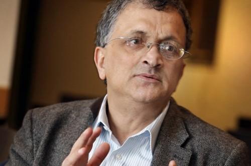 Writer Historian Ramachandra Guha