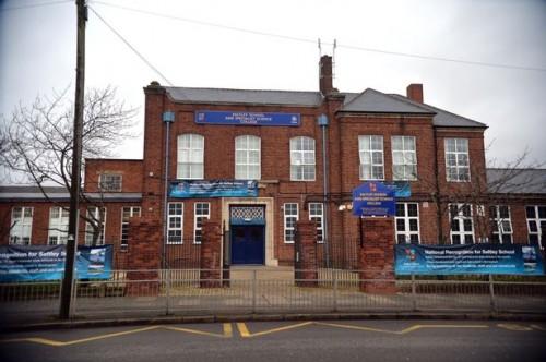 Saltley School in Birmingham