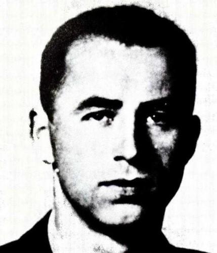 Nazi SS captain Alois Brunner