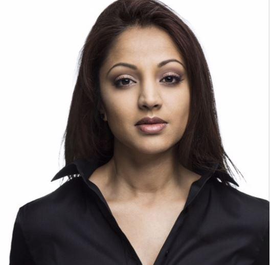 Actress Nita Mistry
