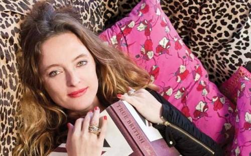 British Designer Alice Temperley