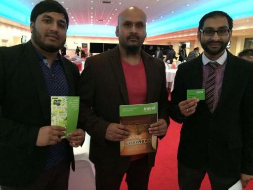 .Organisers Hushiyar Ali Nanu Miah Kabir Ahmed