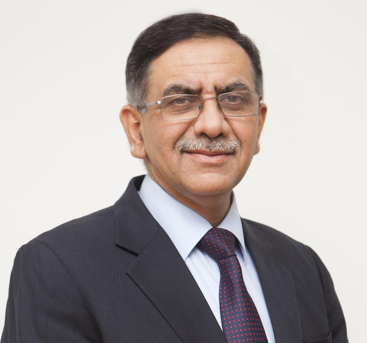 Mr Sanjiv  Chadha, UK Regional Head of State Bank of India