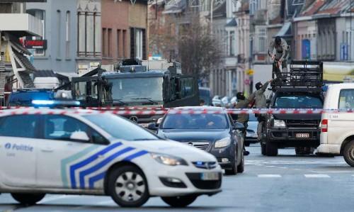 BELGIUM-BRUSSELS-HOSTAGE