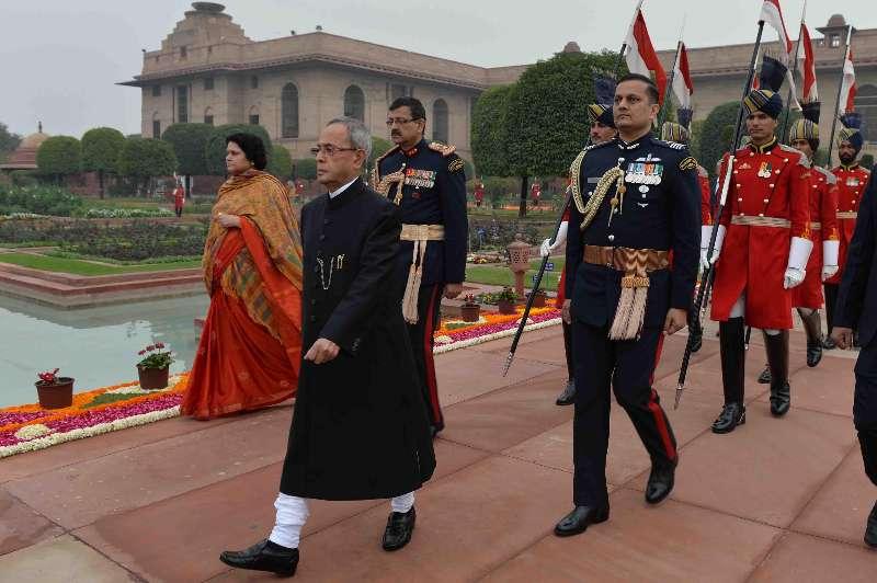 President Pranab Mukherjee  (File)