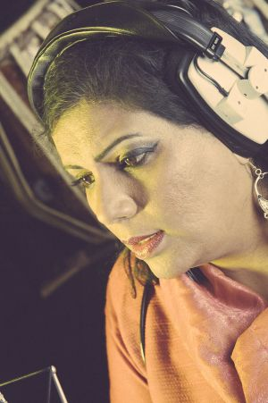 London-based singer and composer Deepa Nair Rasiya