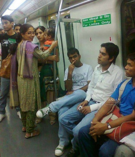 Indian-men-on-train
