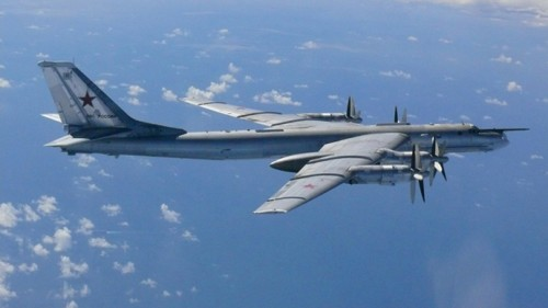 Russian Bear bombers