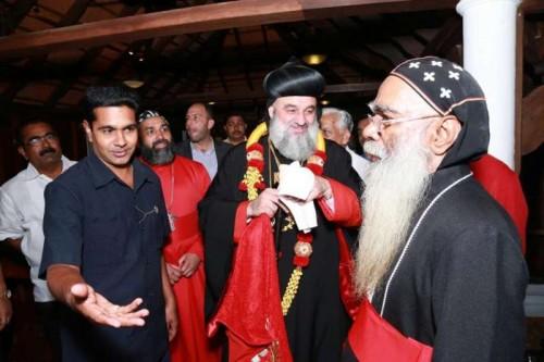 Patriarch of Antioch Ignatius Mar Aphrem-II