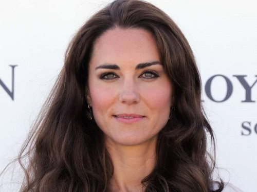 The Duchess of Cambridge Kate