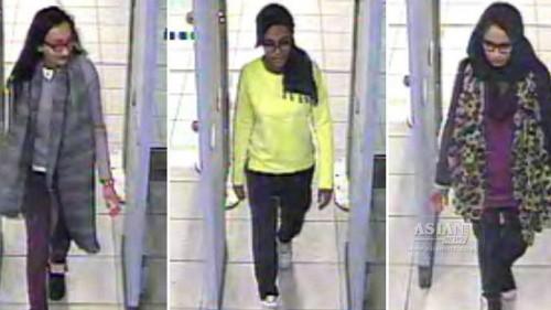 British ISIS girls