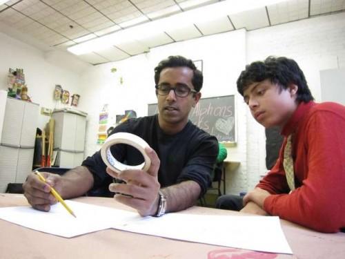 Adarsh Alphons  founder Project Art
