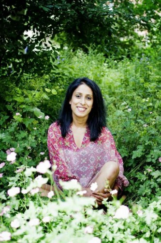 Bina Sitaram, founder of Earth Buds