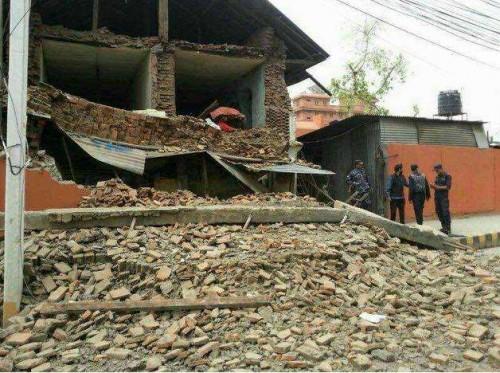 Earthquake 1212
