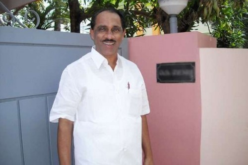 Minister K. Babu