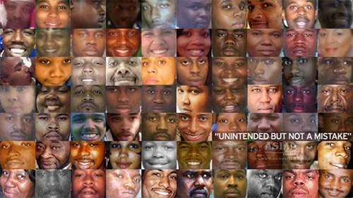 blacks killed by cops