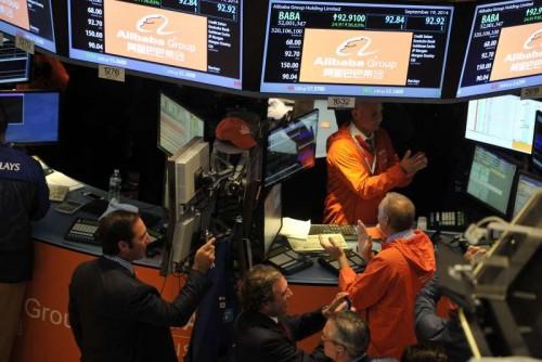 stock exchange new york