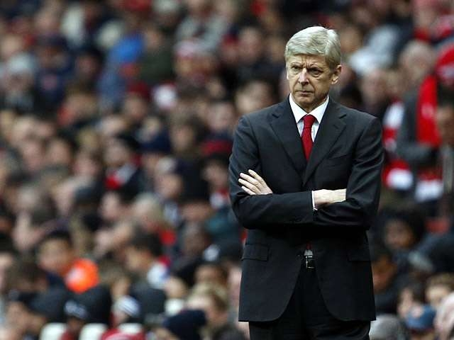 Arsene Wenger - the  first post-war manager to win  six FA Cups