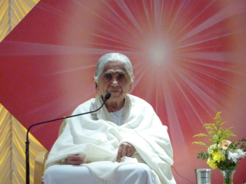 Dadi Janki, Head of the Brahma Kumaris
