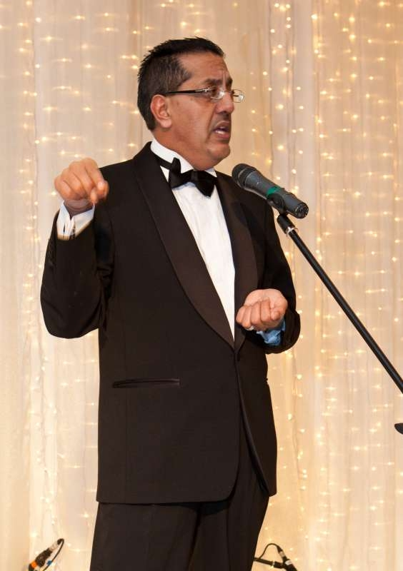Mr Nazir Afzal OBE,  former Chief Crown Prosecutor