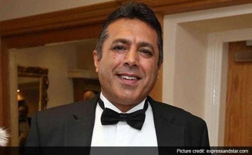 British hotelier of Indian origin Ranjit Singh Power