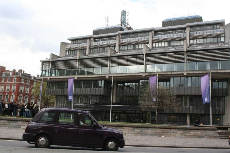 Queen Elizabeth Hall, London