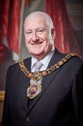 Paul Murphy OBE
