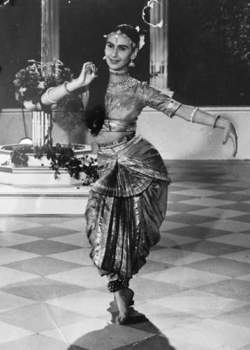 Lilavati Hager dancing