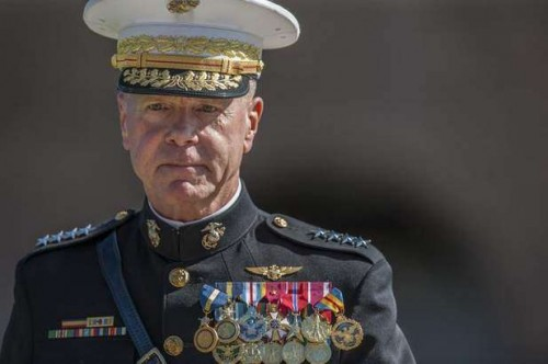 Marine General Joseph Dunford