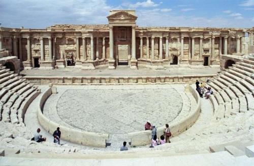 Palmyra theater