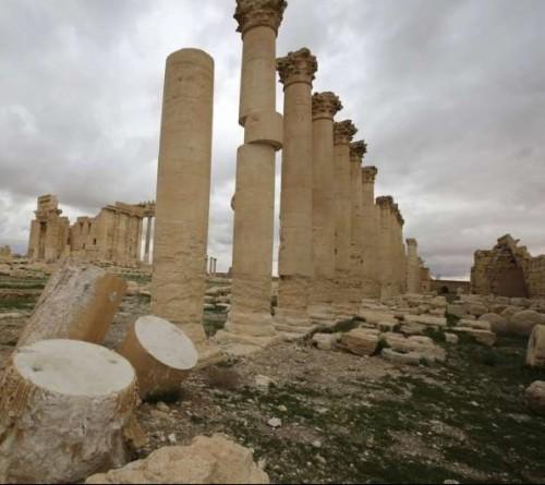 ancient city Palmyra