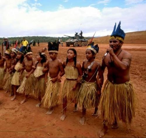 guyana tribes