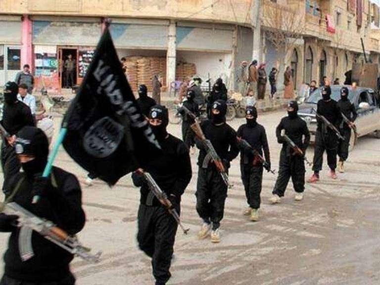 ISIS islamic state-arab