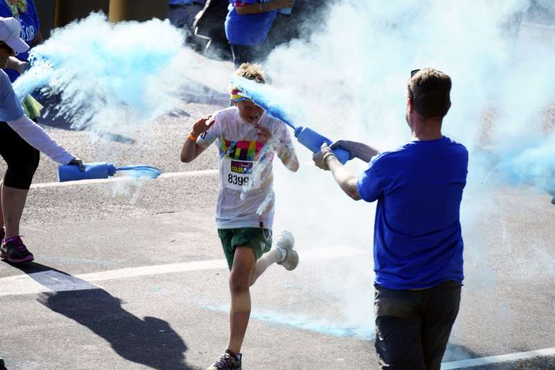 Running run health walk