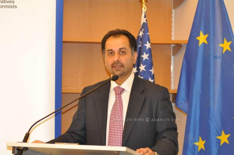 Sajjad Karim MEP
